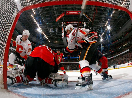 Calgary Flames players game
