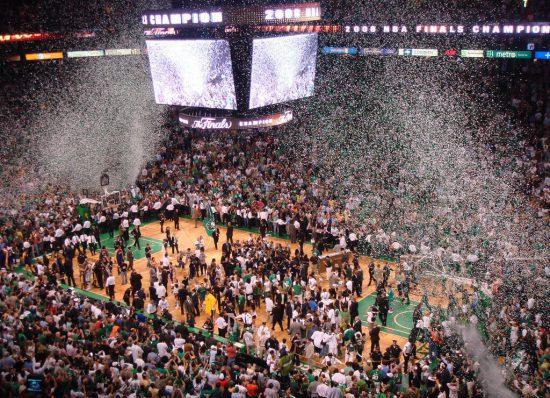 Boston Celtics Championship