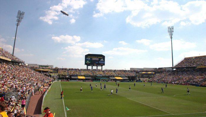 Columbus Crew Mapfre Stadium