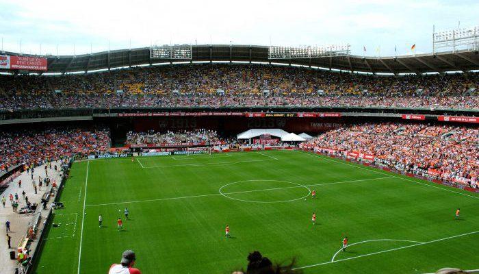 DC United RFK Stadium