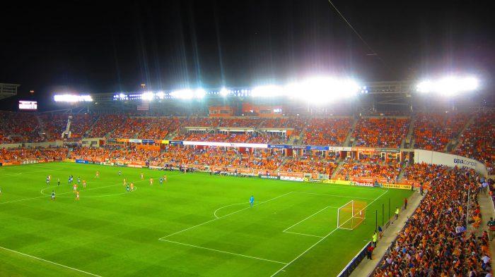 Houston Dynamo BBVA Compass Stadium