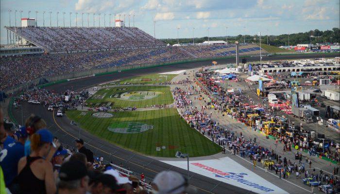 Kentucky Speedway Infield