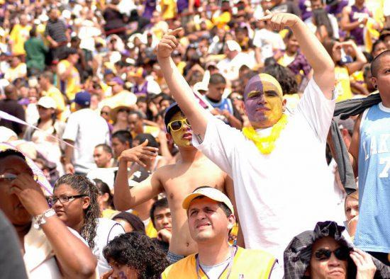 LA Lakers Fans
