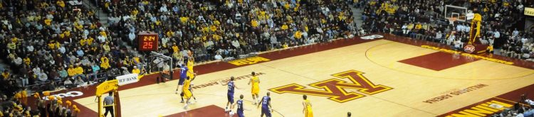 Williams Arena Minnesota Golden Gophers