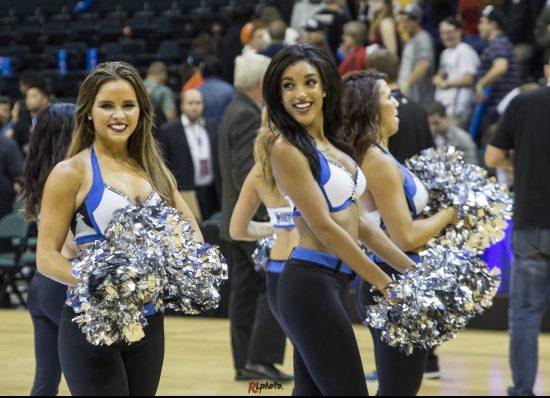 Minnesota Timberwolves cheerleaders