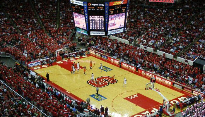 PNC Arena NC State