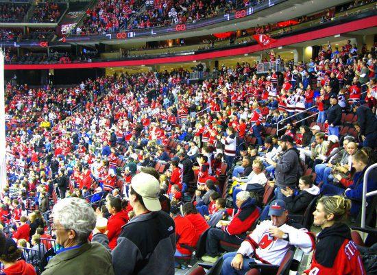 New Jersey Devils fans