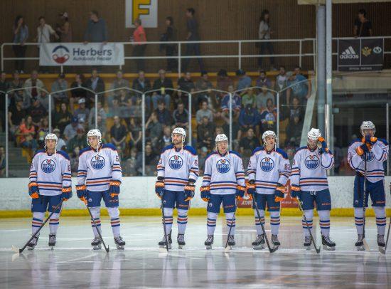 Edmonton Oilers players