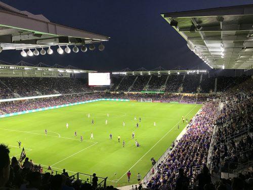 Orlando Soccer Game