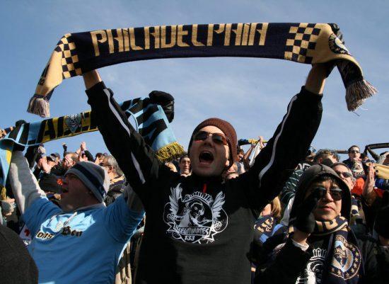 Philadelphia Union supefan