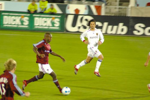 Rapids vs Real Salt Lake