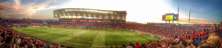 Real Salt Lake Rio Tinto Stadium