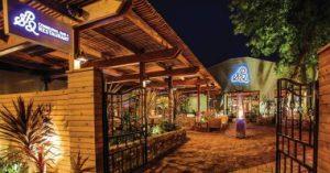 SP2 Communal Bar + Restaurant