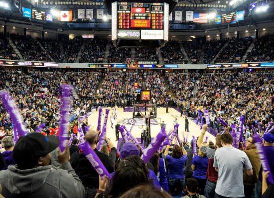 Sacramento Kings fans