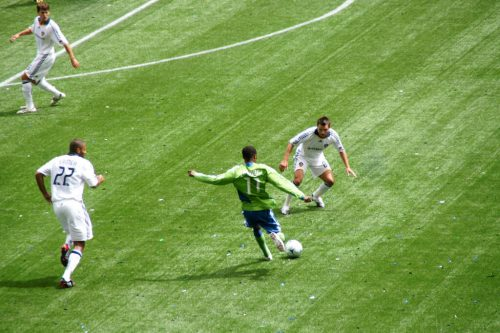 Sounders vs Galaxy