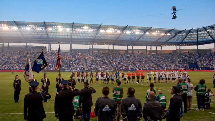 Sporting KC Stadium