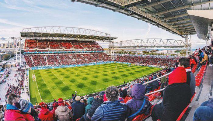 Toronto FC BMO Field