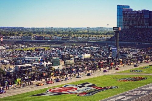 Texas Motor Speedway Driver Appearances