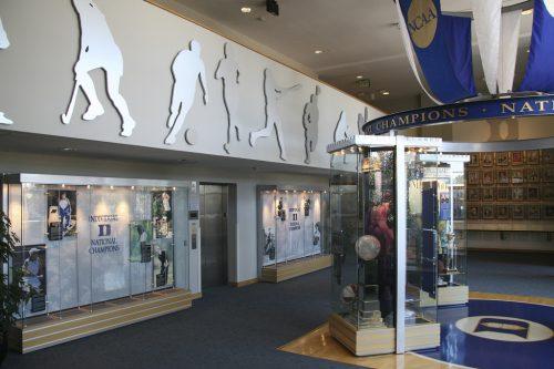 Duke basketball hall of fame