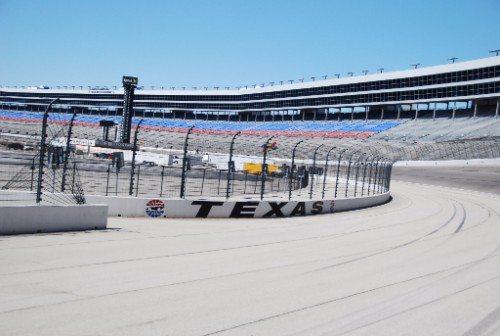 Texas Motor Speedway Tours