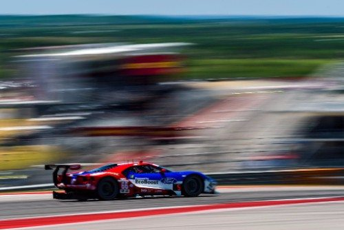 COTA Driving Experience