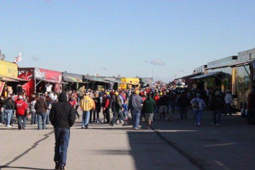 Kansas Speedway FanWalk