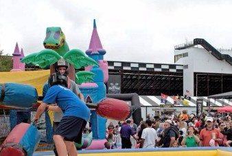 Pocono Raceway Kids Zone