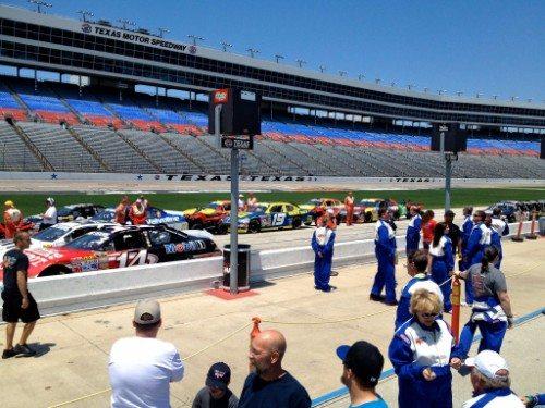 Texas Motor Speedway School