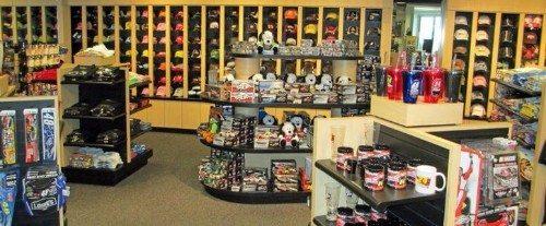 Kentucky Speedway Gift Shop