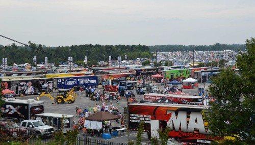 Atlanta Motor Speedway Fan Zone