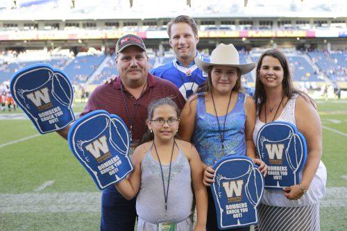 Winnipeg Blue Bombers Photos