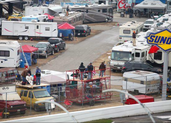 Atlanta Motor Speedway Camping