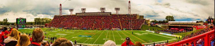 Stampeders McMahon Stadium
