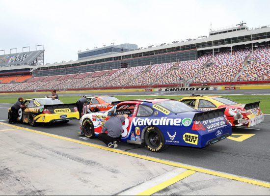 Charlotte Motor Speedway Cars