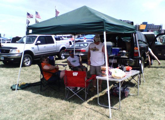Chicagoland Speedway Tailgate