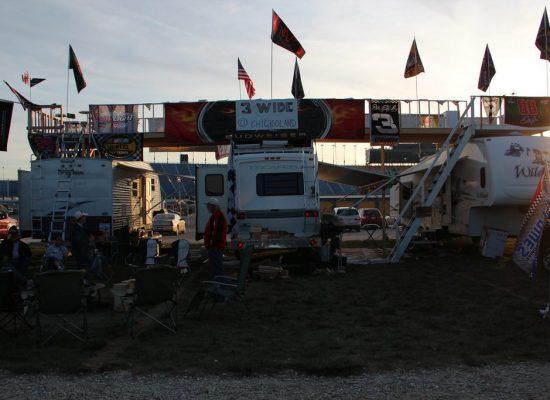 Chicagoland Speedway RV