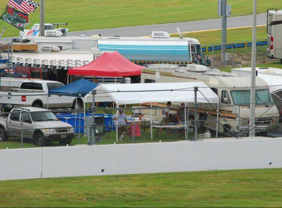 Daytona International Speedway Tailgate