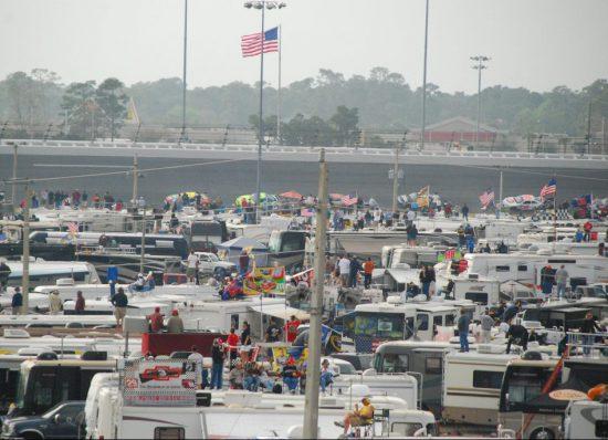 Daytona International Speedway Camping