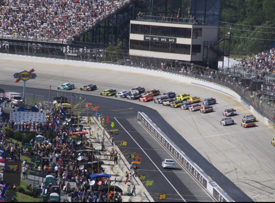 Dover International Speedway Race