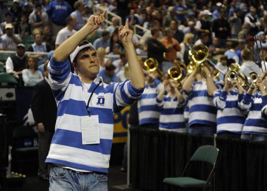 Duke Basketball band