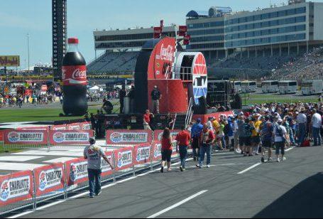 Charlotte Motor Speedway Fan Zone