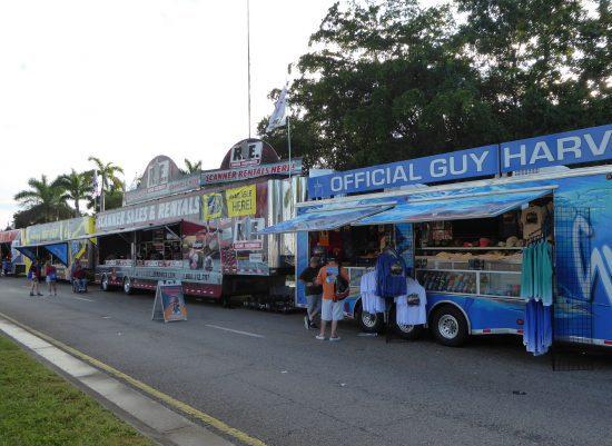 Homestead Miami Speedway RV