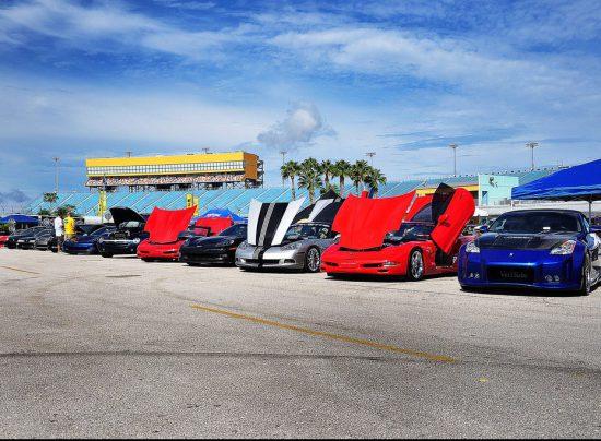Homestead Miami Speedway Cars