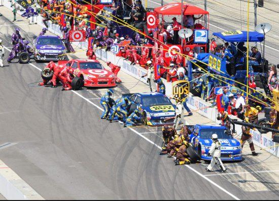 Indianapolis Motor Speedway Pit