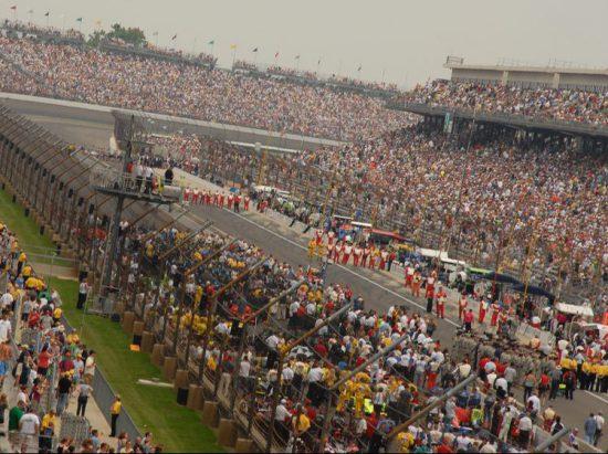 Indianapolis Motor Speedway Infield