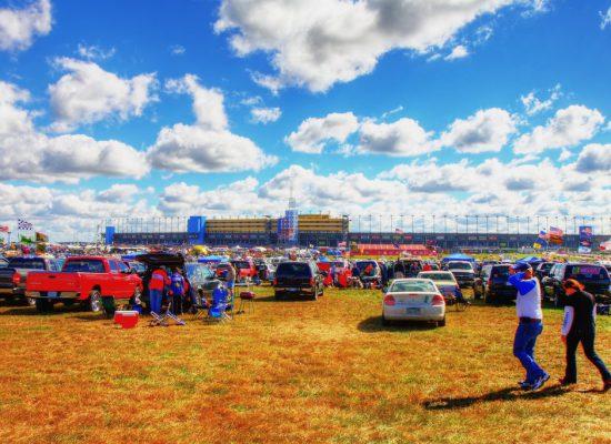 Kansas Speedway Tailgate
