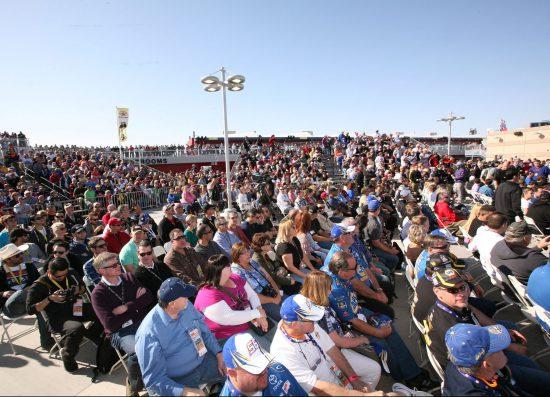 Las Vegas Motor Speedway tailgate