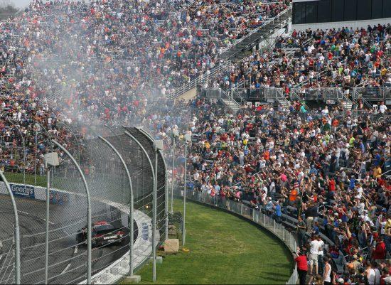 Martinsville Speedway Sideline