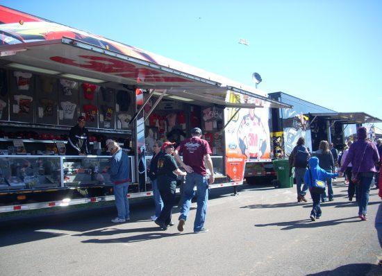 Martinsville Speedway Food Trucks