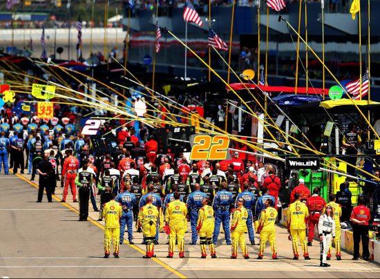 Michigan International Speedway Pit
